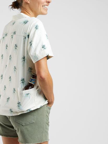 Whoa-loha Short Sleeve Shirt - Indio Palm: Image 5