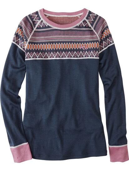 Scandi Long Sleeve Top: Image 1