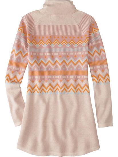 Barra Tunic Sweater - Fair Isle: Image 2