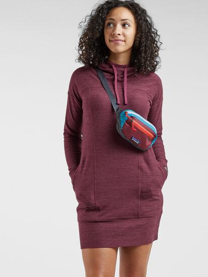 Hibernation Hooded Dress: Image 3