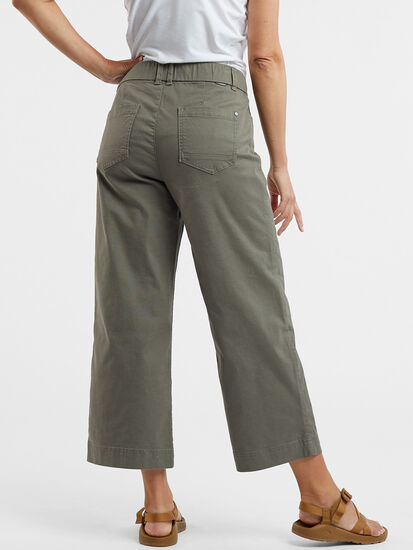 Miraculous Wide Leg Cropped Pants: Image 2