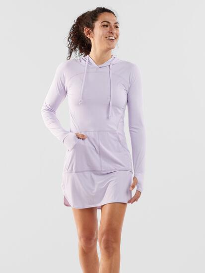 Blocker Hoodie Dress: Image 3