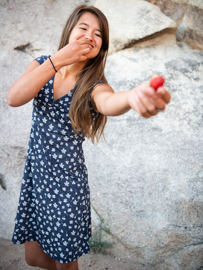 Amelia Short Sleeve Dress: Image 4