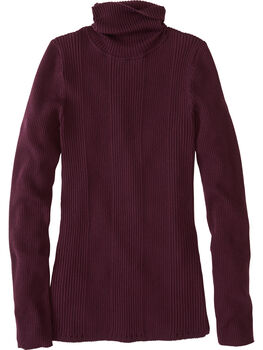 Synergy Turtleneck Sweater - Solid