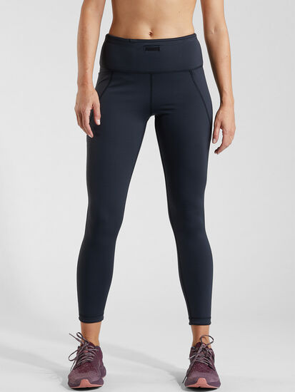Mad Dash Reversible Running Tights - Reflective: Image 1