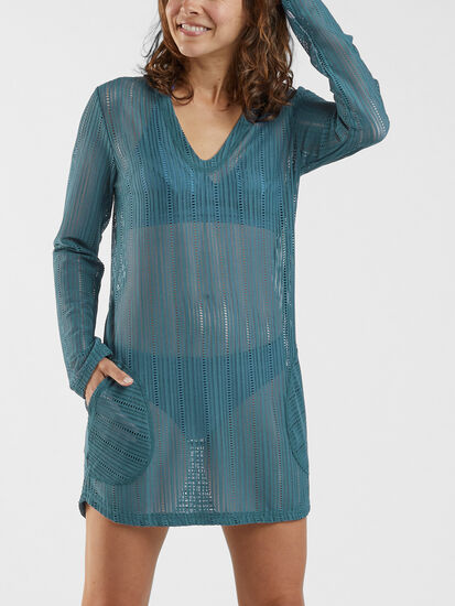 Twin Lakes Cover Up Tunic: Image 3