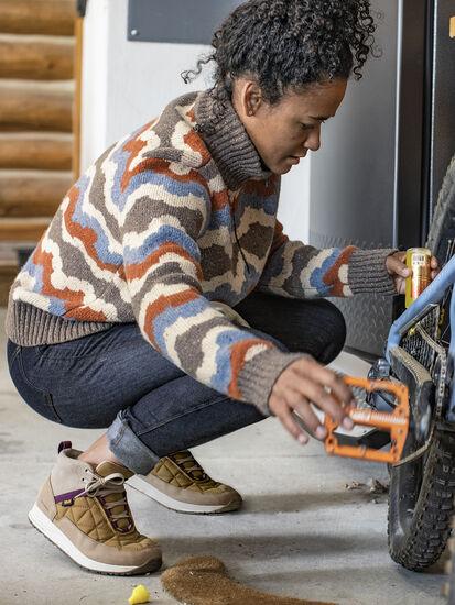 Woolma 1/4 Zip Sweater