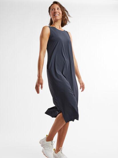 Round Trip Midi Dress - Solid: Image 5