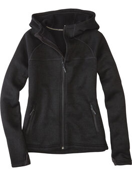 Original Dolly Full Zip Fleece Sweater