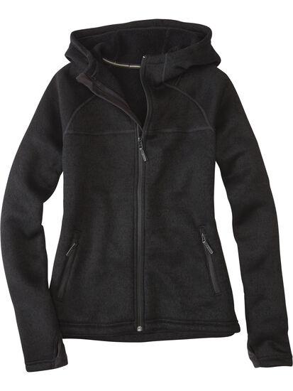 Original Dolly Full Zip Fleece Sweater: Image 1