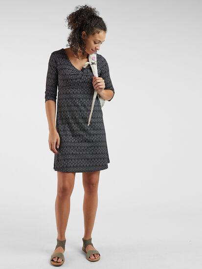Amelia 3/4 Sleeve Dress: Image 5