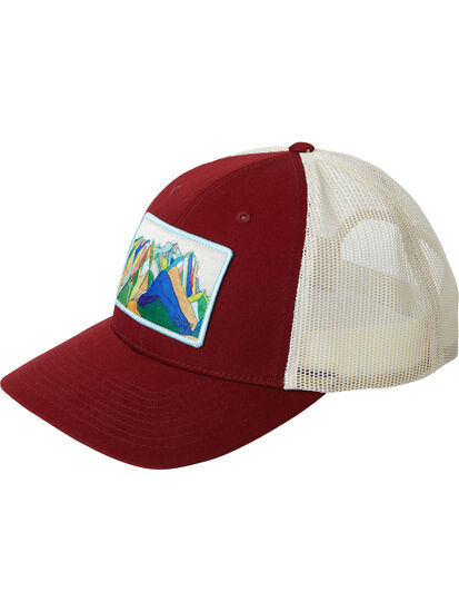 Galleria Trucker Hat - Grand Teton National Park: Image 2