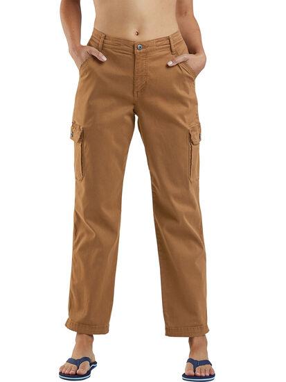 Boulder Cargo Crop Pants: Image 3