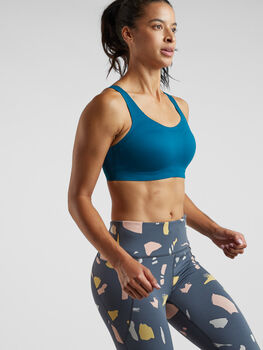 Run It All Adjustable Sports Bra