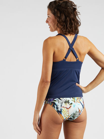 Real Deal Tankini Top - Solid: Image 3