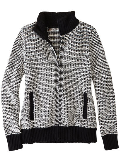 MVP3 Full Zip Sweater: Image 1