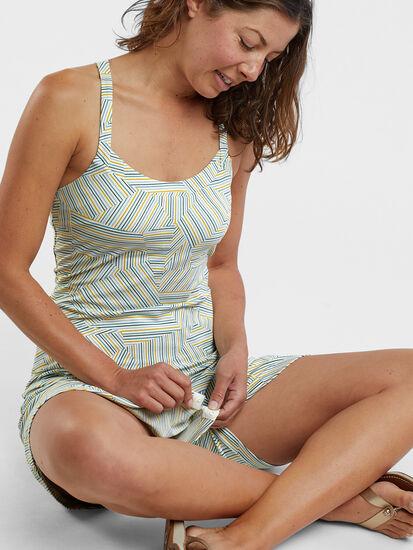 Yes Dress - Shattered Stripe: Image 6