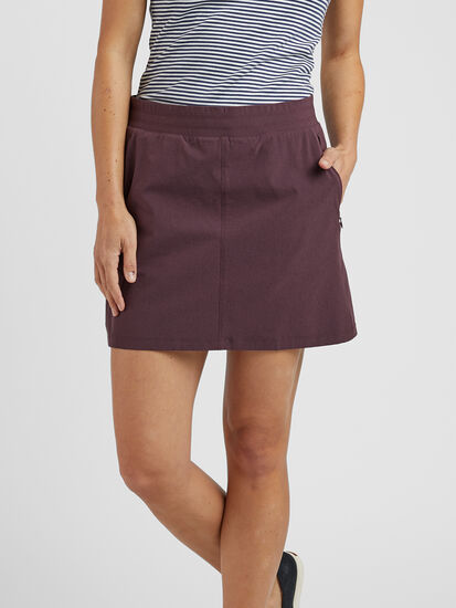 Freewheel Skort: Model Image