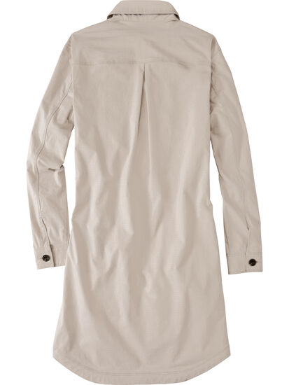 Wren Utility Shirt Dress: Image 2