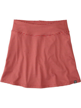 "Dream Skort 16"" - Bright Stripe"