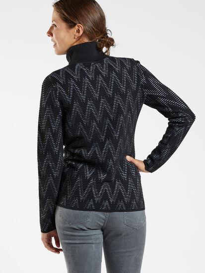 Striking Turtleneck Sweater: Image 3
