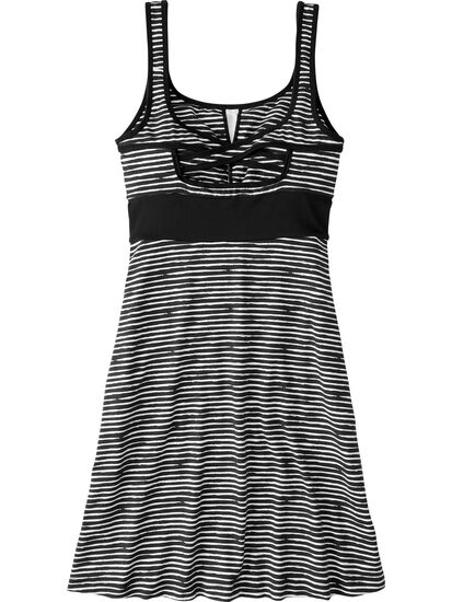 Connelly Dress - Painted Stripe: Image 2