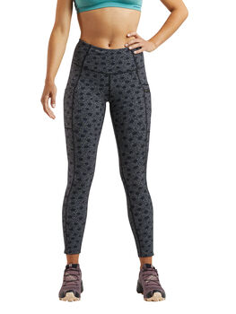 Daily Decathlon Tights - Camo Dots