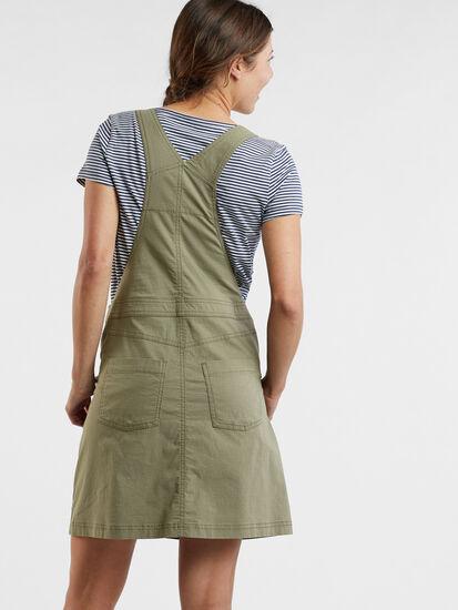 Scout Overall Jumper Dress, , original