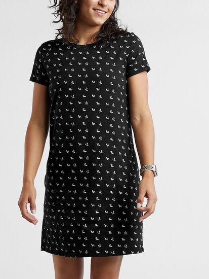 Seismic Shift Dress: Image 3
