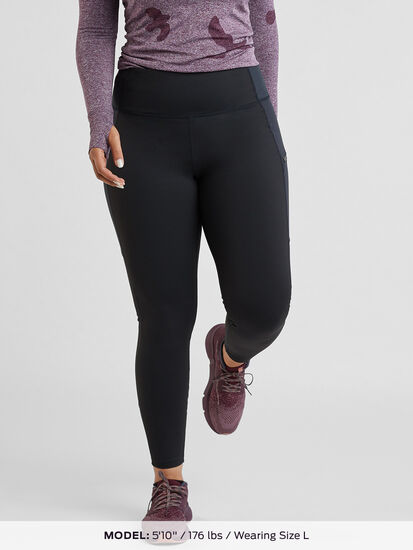 Unlikely Hiking Tights: Image 3