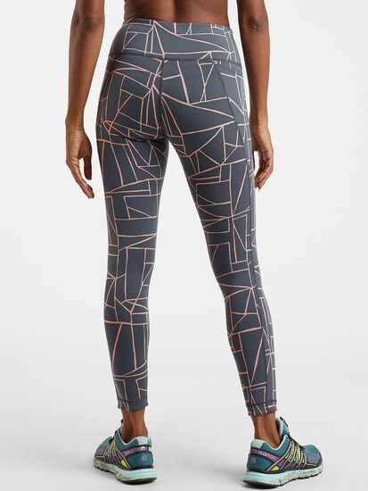 Mad Dash Reversible 7/8 Running Tights - Remodel: Image 2
