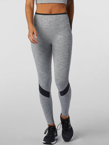 Just Right 7/8 Pocket Running Tights: Image 1