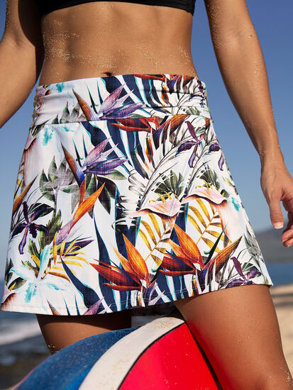 Aquamini Skirt - Tropical