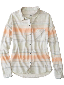 Spring Flannel Long Sleeve Shirt