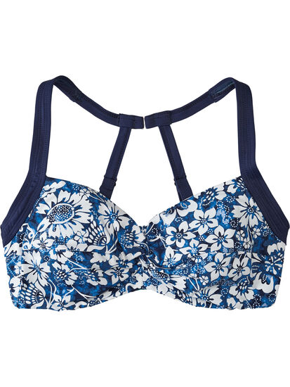 Pele Bikini Top - Feeling Blue: Image 1