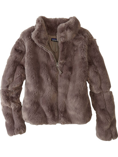 Sable Fleece Jacket: Image 1