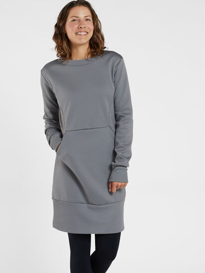 Thermo Sweatshirt Dress
