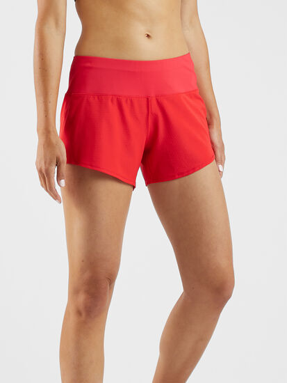 Obsession Running Shorts - Solid: Image 1