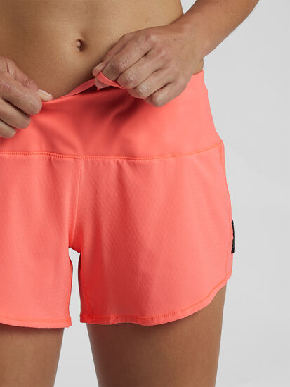 Obsession Running Shorts - Solid: Image 3