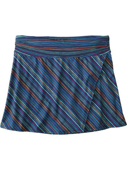 Aquamini Skirt - Botanica Stripe: Image 1