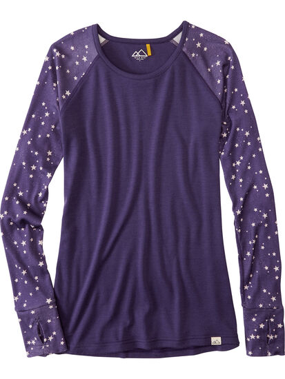 What The Bluff Long Sleeve Top: Image 1