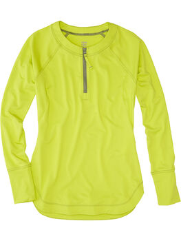 Sunbuster Long Sleeve Pullover - Solid