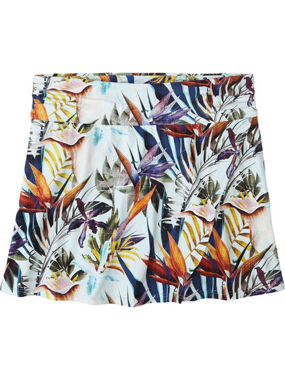 Aquamini Skirt - Tropical: Image 1