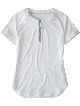 Sunbuster Short Sleeve Pullover - Solid