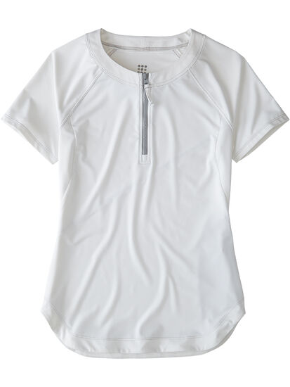 Sunbuster Short Sleeve Pullover - Solid: Image 1