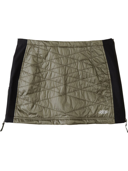 Bun Warmer Quilted Skirt: Image 2