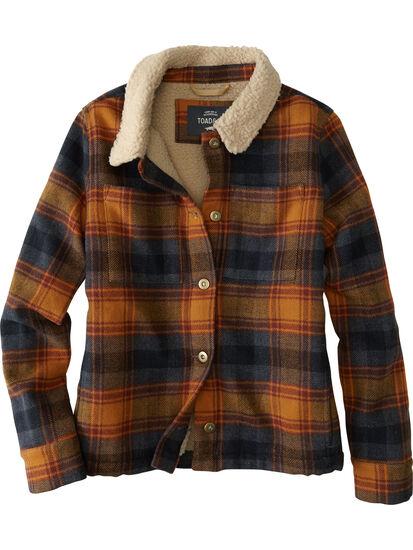 Recycled Lumberjill Jacket: Image 1