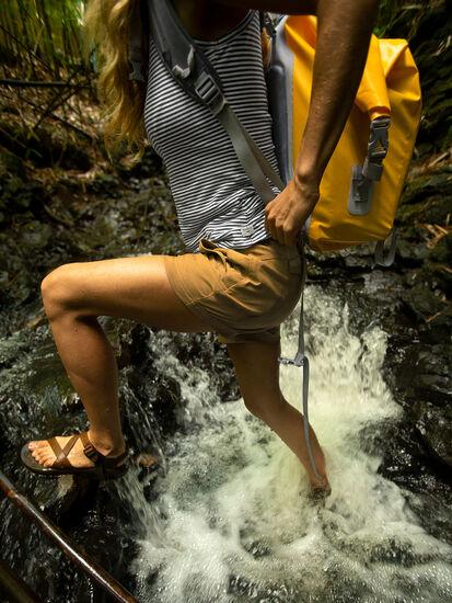 """Encore Recycled Hiking Shorts 5"""": Image 6"""
