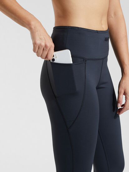 Mad Dash Reversible Running Tights - Reflective: Image 5