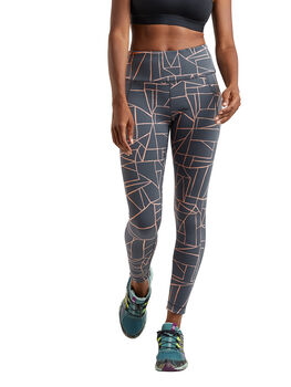 Mad Dash Reversible 7/8 Running Tights - Remodel
